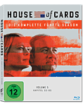 House of Cards: Staffel 5 Box Blu-ray (4 Discs) (Blu-ray Filme)