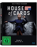 House of Cards: Staffel 6 Blu-ray (3 Discs)