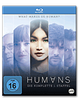 Humans: Staffel 1 Blu-ray (2 Discs) (Blu-ray Filme)