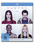 Humans: Staffel 2 Blu-ray (2 Discs) (Blu-ray Filme)