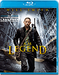 I Am Legend Blu-ray