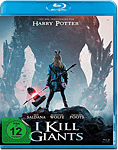 I Kill Giants Blu-ray (Blu-ray Filme)