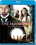 The Illusionist Blu-ray