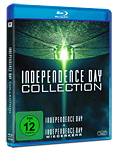 Independence Day - 1+2 Collection Blu-ray (3 Discs)