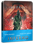 Inferno - Steelbook Edition Blu-ray