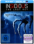 Insidious: The Last Key - Steelbook Edition Blu-ray