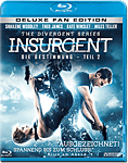 Die Bestimmung: Insurgent - Fan Edition Blu-ray