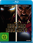 Iron Man 1 & 2 - Collector's Edition Blu-ray (2 Discs)