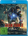 Iron Man 3 Blu-ray (Blu-ray Filme)