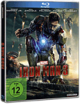 Iron Man 3 - Limited Steelbook Edition Blu-ray (Blu-ray Filme)