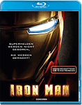 Iron Man 1 Blu-ray
