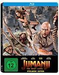 Jumanji: The Next Level - Steelbook Edition Blu-ray