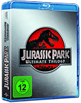 Jurassic Park - Ultimate Trilogy Blu-ray (3 Discs)