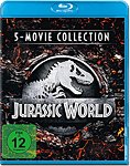 Jurassic World - 5-Movie Collection Blu-ray (5 Discs)