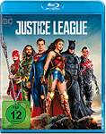 Justice League Blu-ray (Blu-ray Filme)