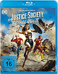 Justice Society: World War II Blu-ray