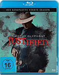 Justified: Season 4 Box Blu-ray (3 Discs) (Blu-ray Filme)