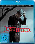 Justified: Season 5 Box Blu-ray (3 Discs) (Blu-ray Filme)