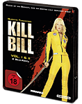Kill Bill: Volume 1 & 2 - Steelbook Edition Blu-ray (2 Discs)
