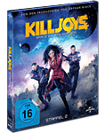 Killjoys: Staffel 2 Blu-ray (2 Discs)
