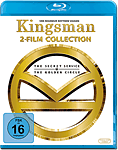 Kingsman 1+2 Blu-ray (2 Discs)