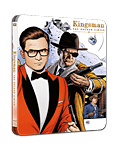 Kingsman: The Golden Circle - Steelbook Edition Blu-ray