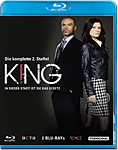 King: Staffel 2 Box Blu-ray (2 Discs) (Blu-ray Filme)