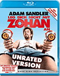 Leg Dich nicht mit Zohan an - Unrated Version Blu-ray (Blu-ray)