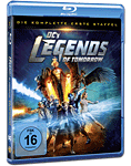 Legends of Tomorrow: Staffel 1 Box Blu-ray (2 Discs) (Blu-ray Filme)