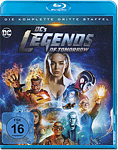 Legends of Tomorrow: Staffel 3 Blu-ray (3 Discs)