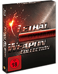 Lethal Weapon 1-4 Collection Blu-ray (5 Discs)