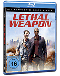 Lethal Weapon: Staffel 1 Blu-ray (3 Discs)