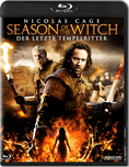 Der letzte Tempelritter - Season of the Witch Blu-ray
