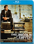 The Lincoln Lawyer - Der Mandant Blu-ray