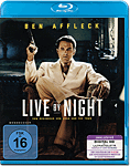 Live by Night Blu-ray (Blu-ray Filme)