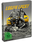 Logan Lucky - Steelbook Edition Blu-ray