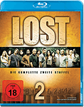 Lost: Staffel 2 Box Blu-ray (7 Discs) (Blu-ray Filme)