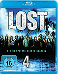 Lost: Staffel 4 Box Blu-ray (5 Discs) (Blu-ray Filme)