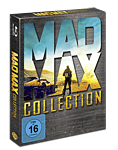 Mad Max - Collection Blu-ray (4 Discs)