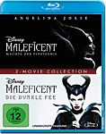 Maleficent 1+2 Blu-ray (2 Discs)