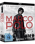 Marco Polo: Staffel 1 Box Blu-ray (3 Discs)