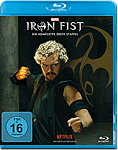 Marvel's Iron Fist: Staffel 1 Blu-ray (4 Discs)
