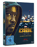 Marvel's Luke Cage: Staffel 1 Blu-ray (4 Discs)