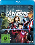 Marvel's The Avengers Blu-ray (Blu-ray Filme)