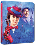 Mary Poppins' Rückkehr - Steelbook Edition Blu-ray