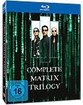 Matrix 1-3 Trilogy Blu-ray (3 Discs)