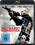 The Mechanic 2: Resurrection Blu-ray