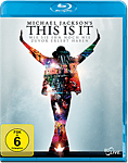 Michael Jackson's This Is It Blu-ray