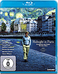 Midnight in Paris Blu-ray