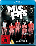 Misfits: Staffel 1 Box Blu-ray (2 Discs)